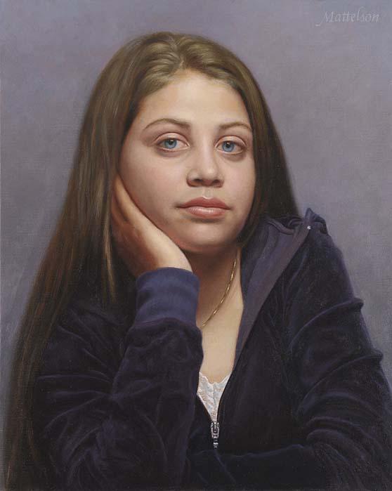 Portrait of Sydnie