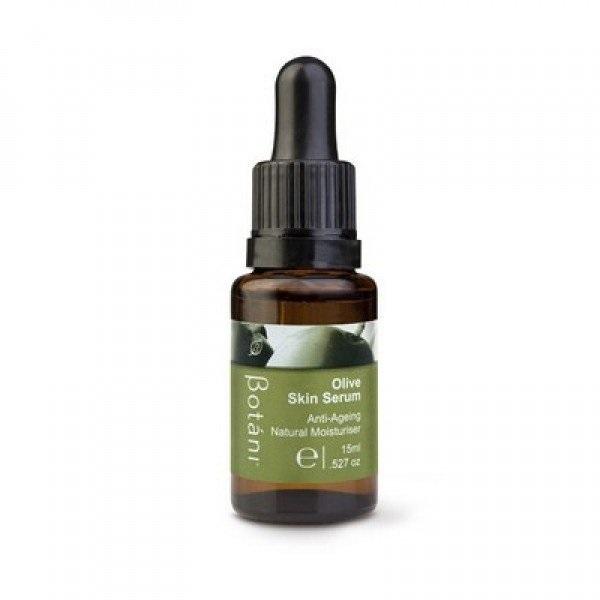 8.Serum Squalene chống lão hóa và dưỡng ẩm Botani Olive Skin Serum