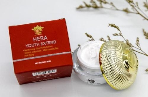 5. Hera Youth Extend : kem chống lão hóa, làm trắng da hàng đầu Nhật Bản