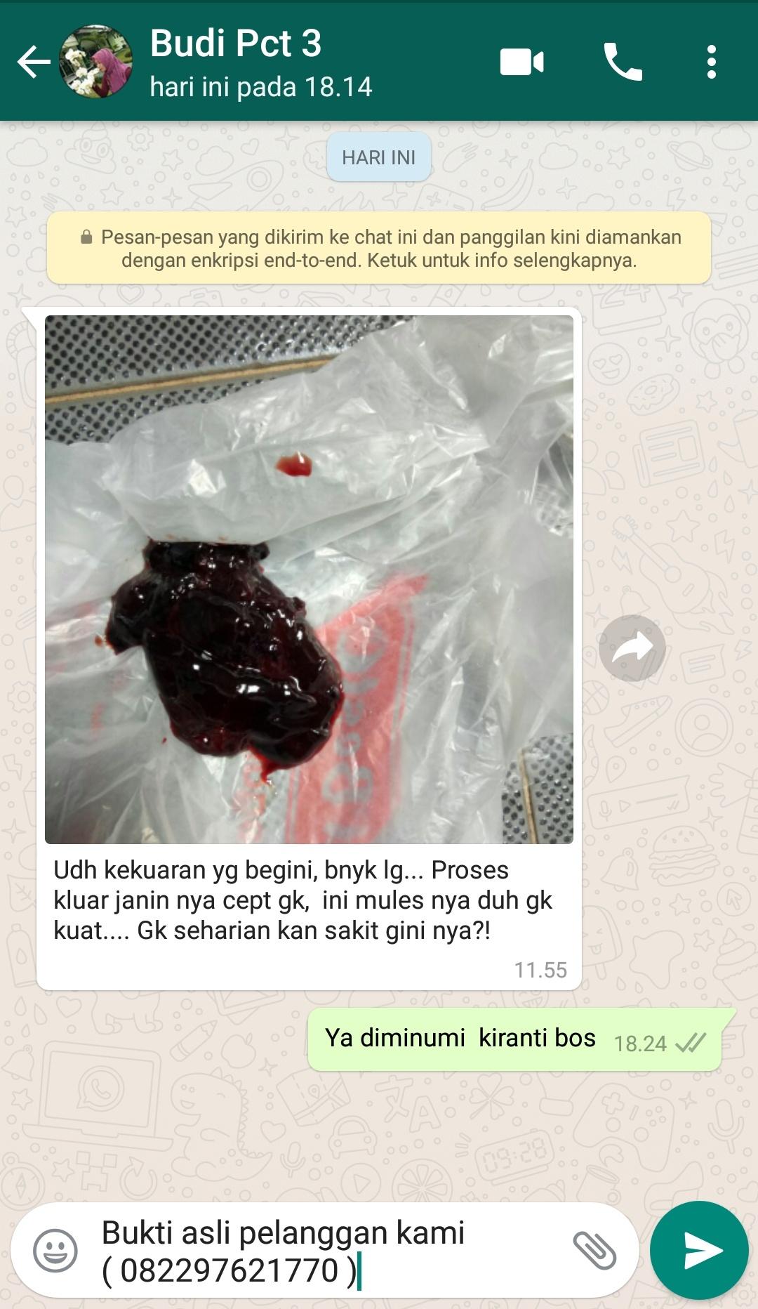 Obat Aborsi Banyuwangi Jawa Timur