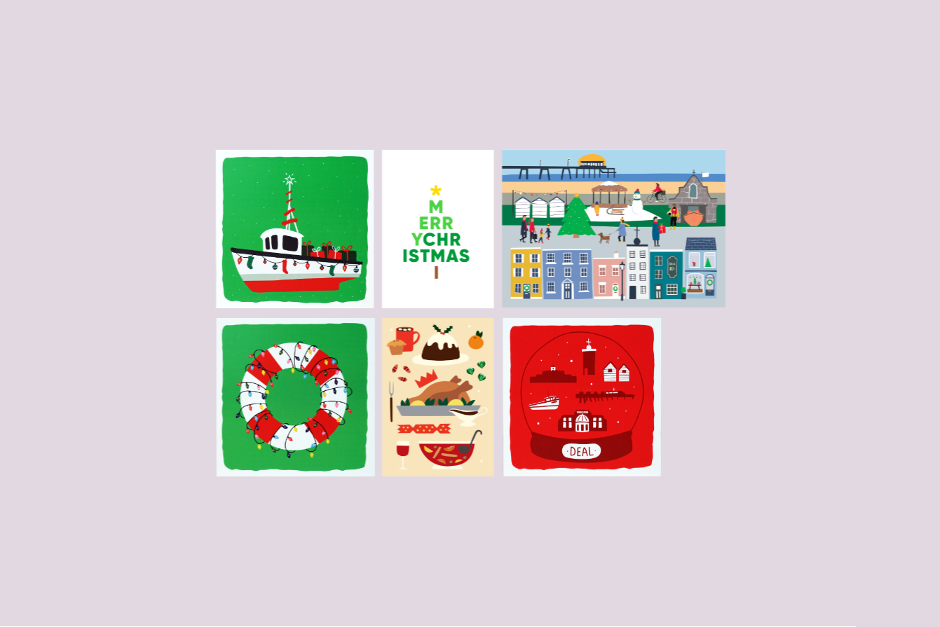 Multipack (6 Cards)