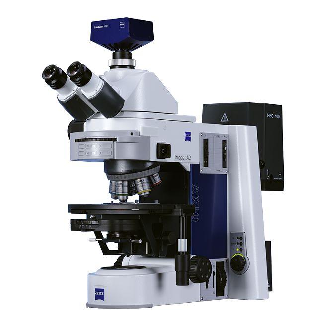 state of the art modern microscope