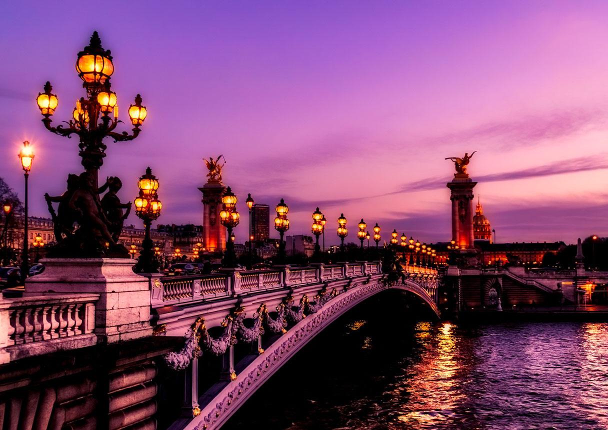 Trip Concierge Scenic View Paris