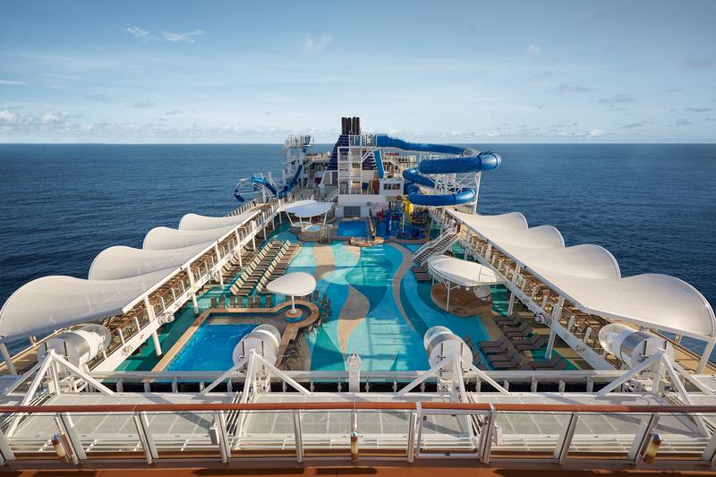 Trip Concierge Cruise Ship View