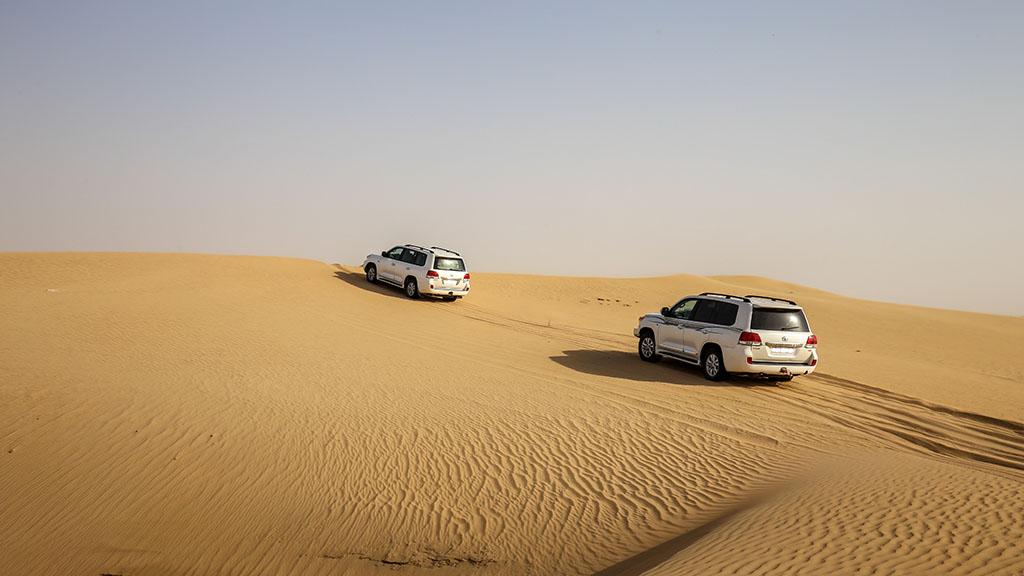 Dubai Scenic View