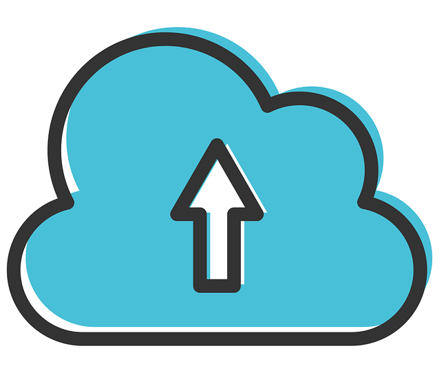 Cloud based app icon
