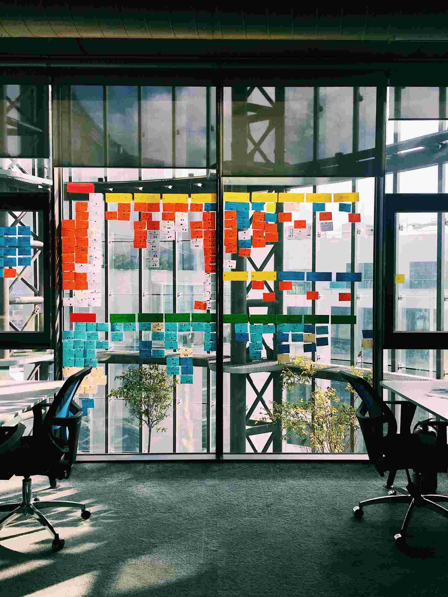 Agile management workplace