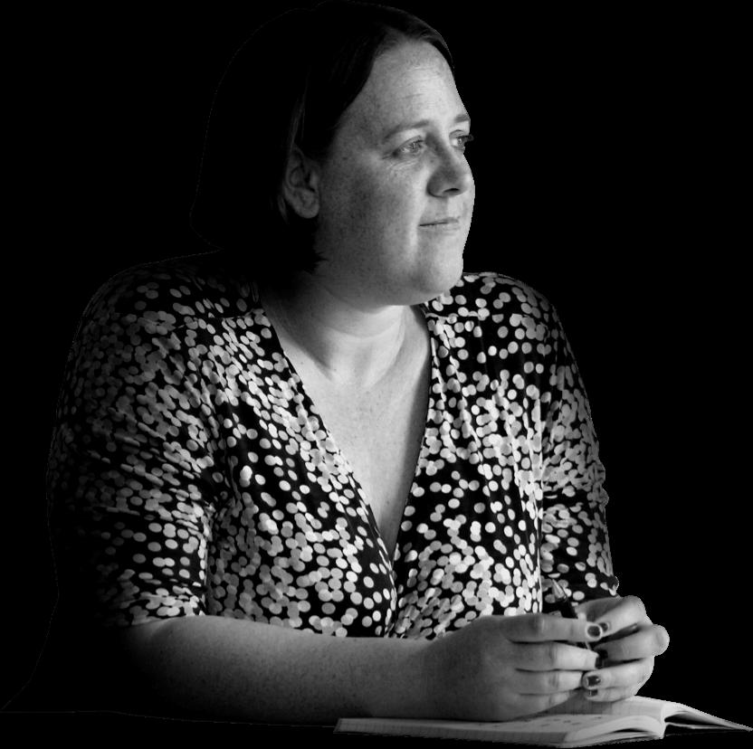 Photograph of Elizabeth Ellis