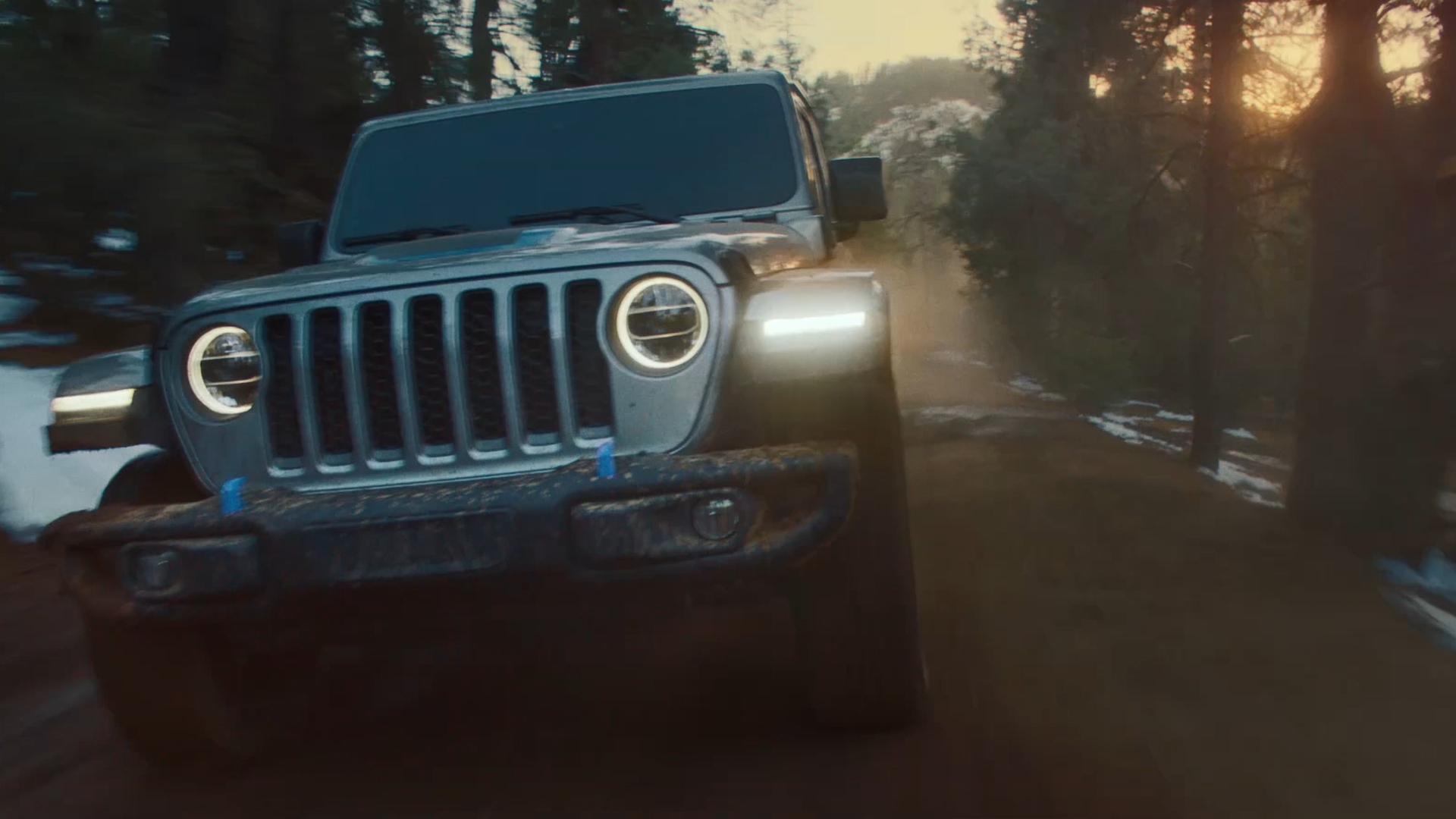 "Jeep ""Earth Odyssey"""