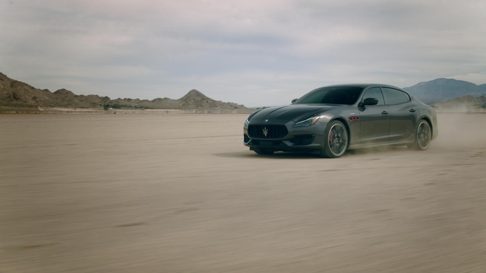 """Maserati """"Perfect Choice"""""""