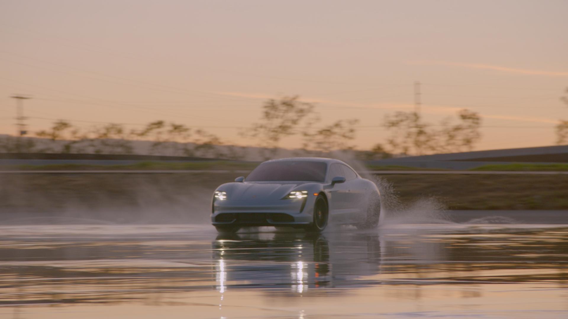 "Porsche ""Going the Distance Trailer"""