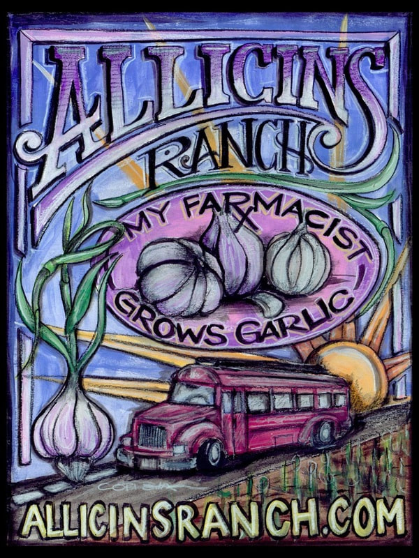 Allicins Ranch logo