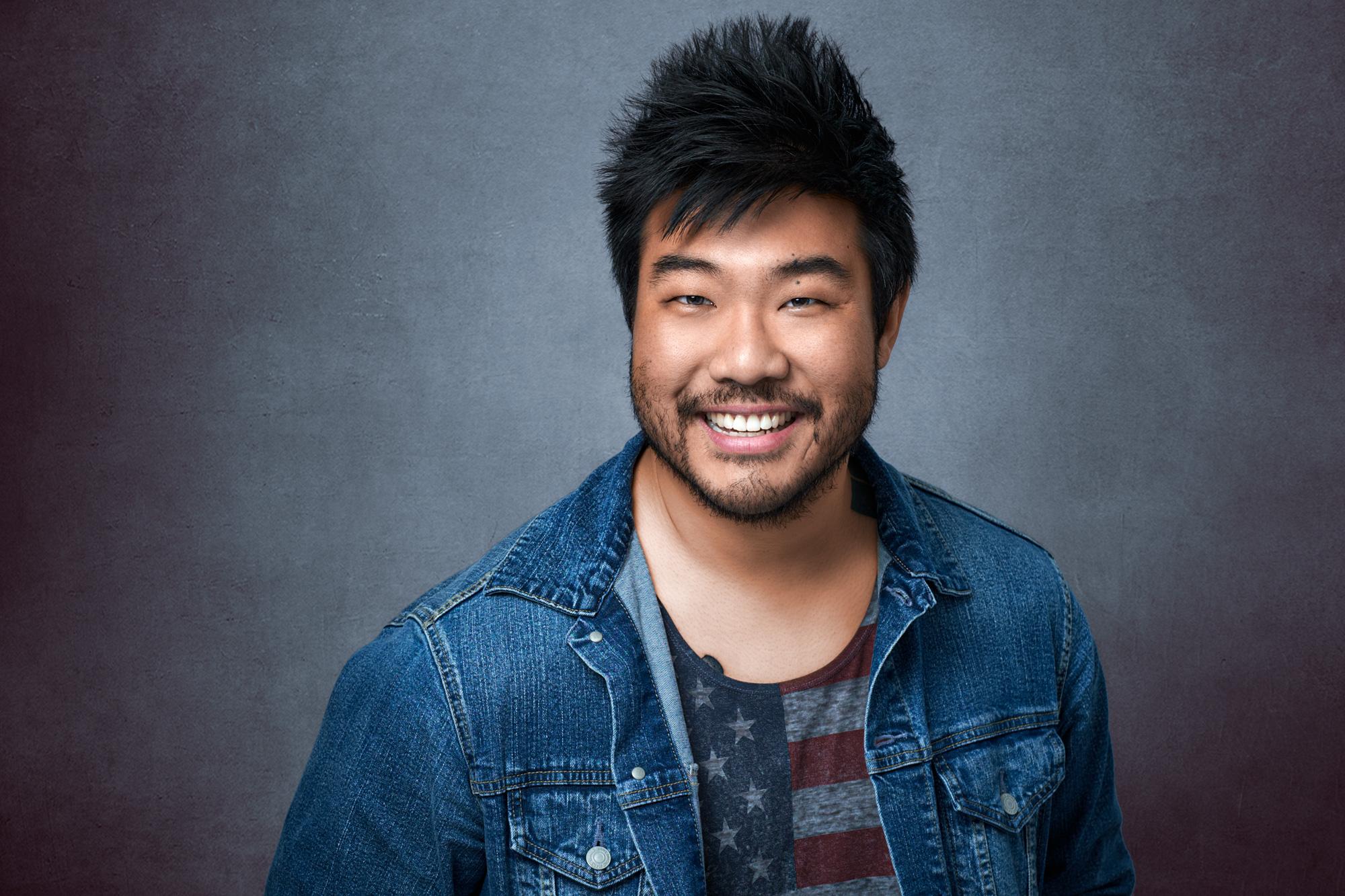Asian American Boy Band Headshot