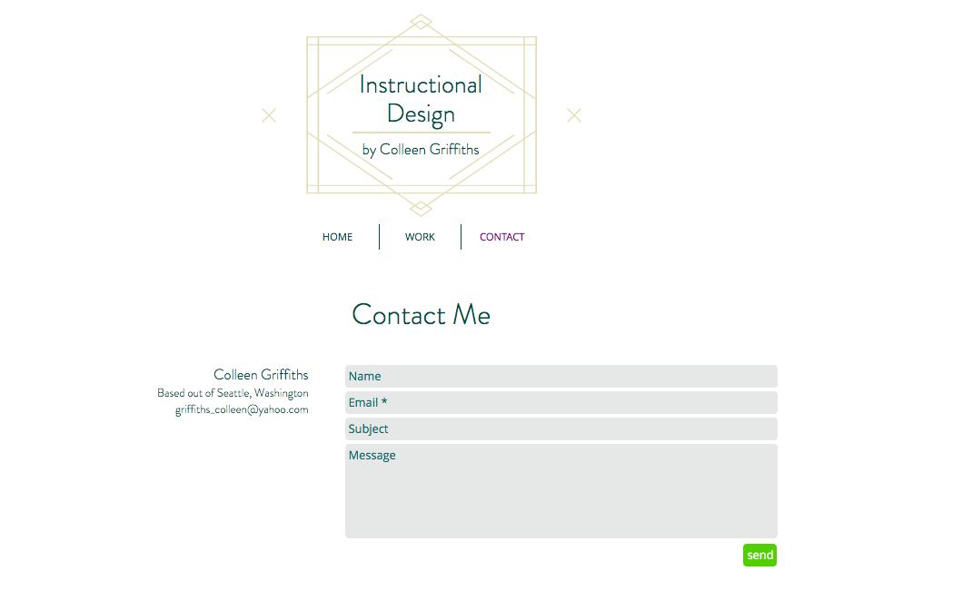 How To Create An Instructional Design Portfolio Eduflow Blog