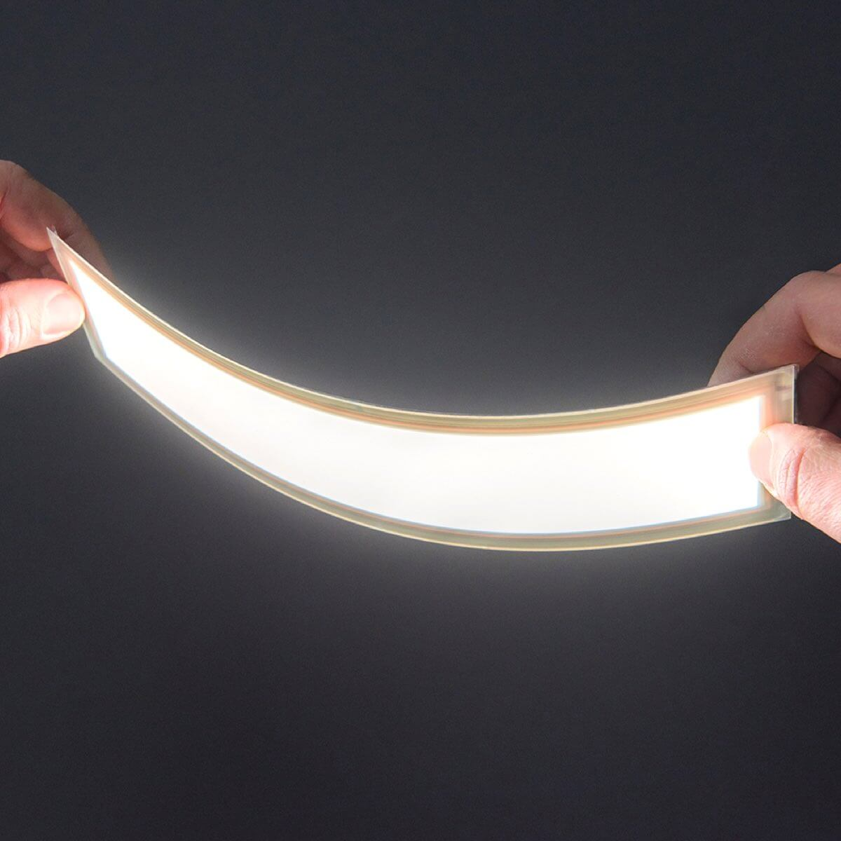 bendable OLED light