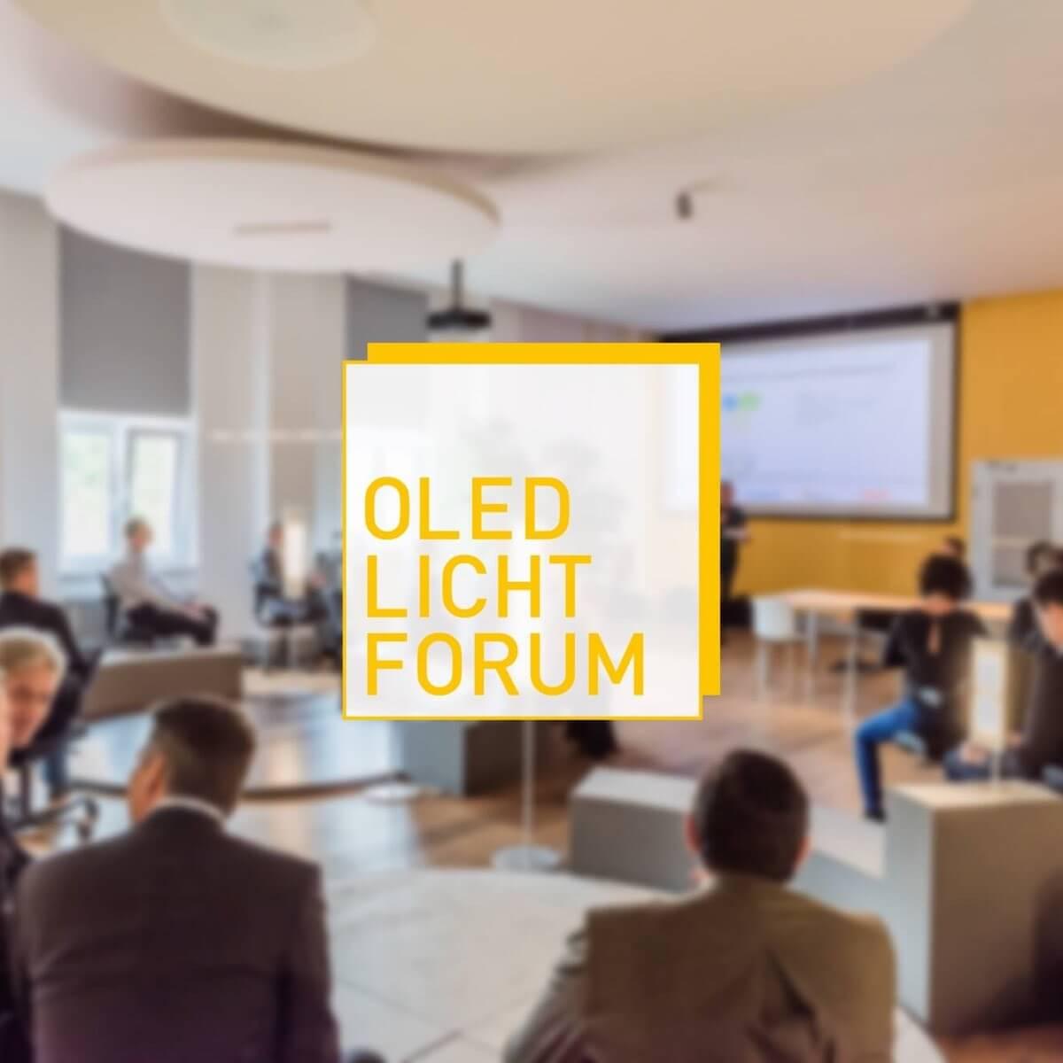 OLED Licht Forum