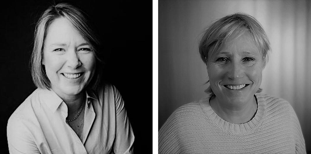 Katarina Wendt Englund och Annicka Pärson