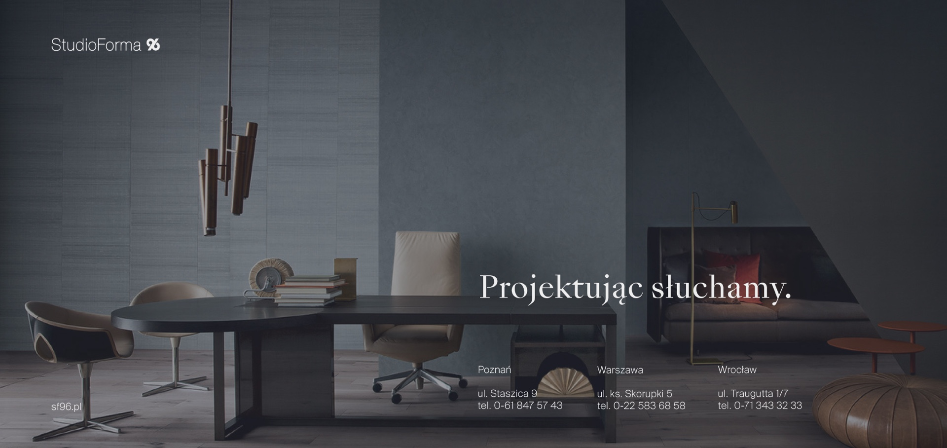 Banner design - StudioForma 96 by Uniforma