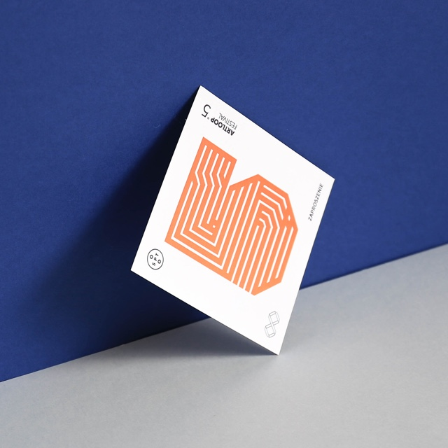 Artloop festival 2016 - Identity design - Project thumbnail