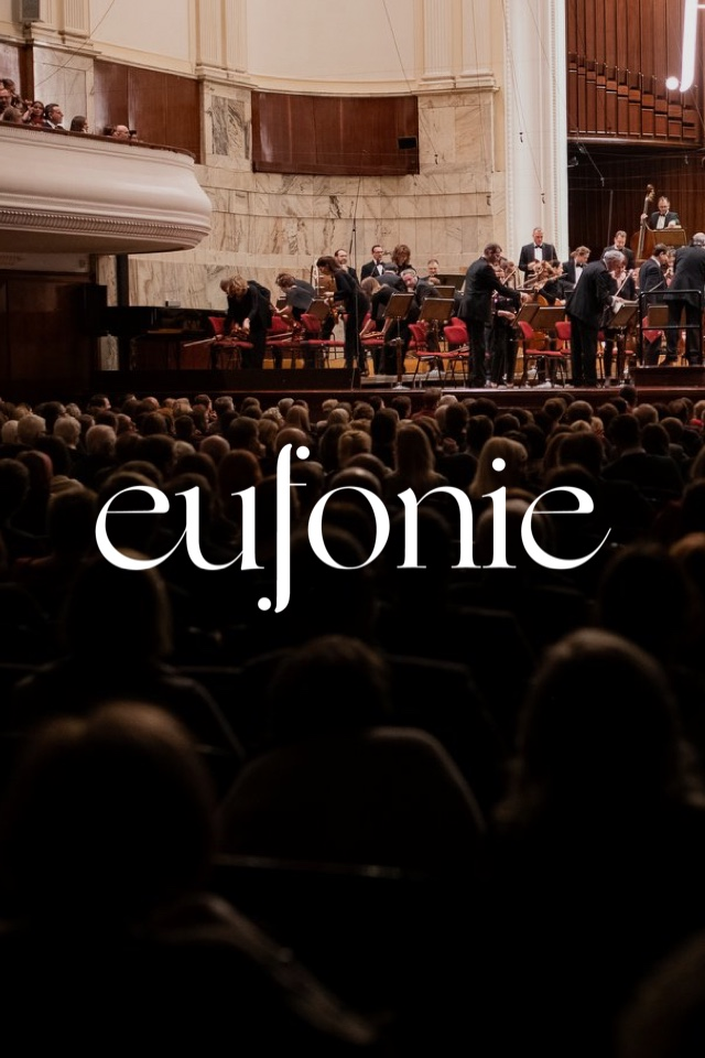 Eufonie Festival - Identity design - Project thumbnail