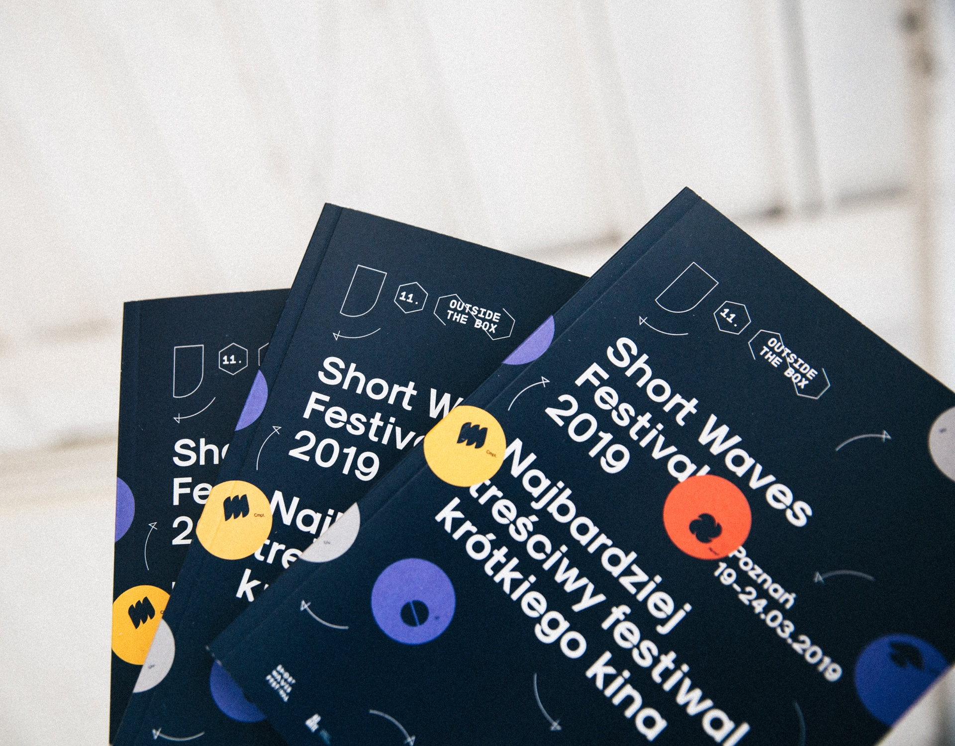 Short Waves Festival 2019 - Branding - Project thumbnail