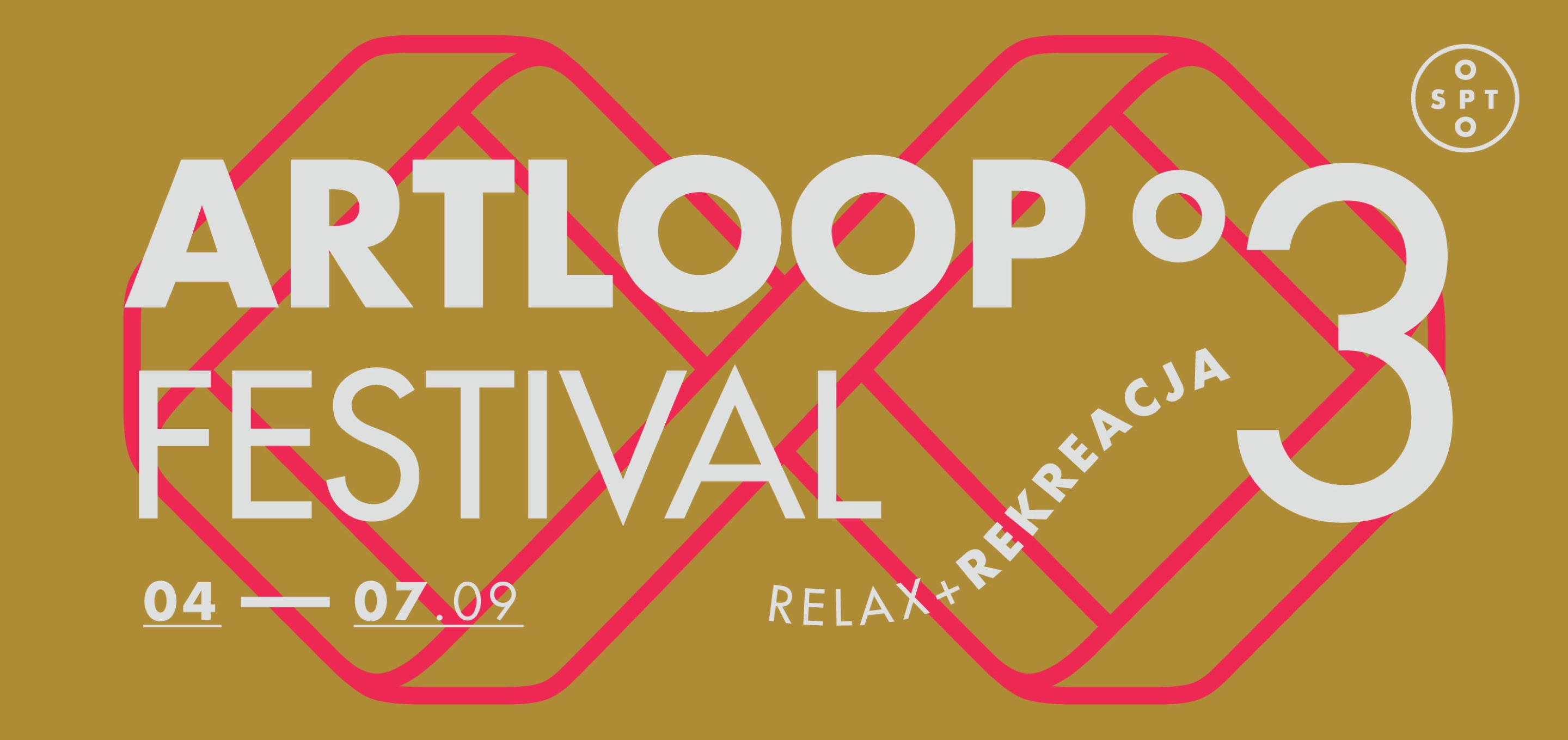 Artloop Festival 2014 by Uniforma Studio
