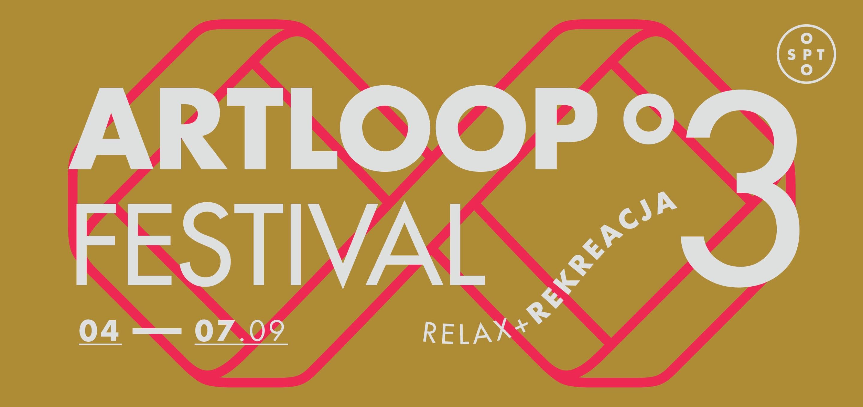 Artloop Festival by Uniforma Studio