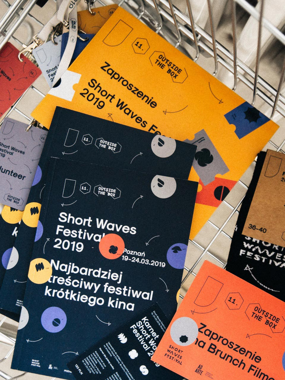 Shortwaves Festival 2019 by Uniforma