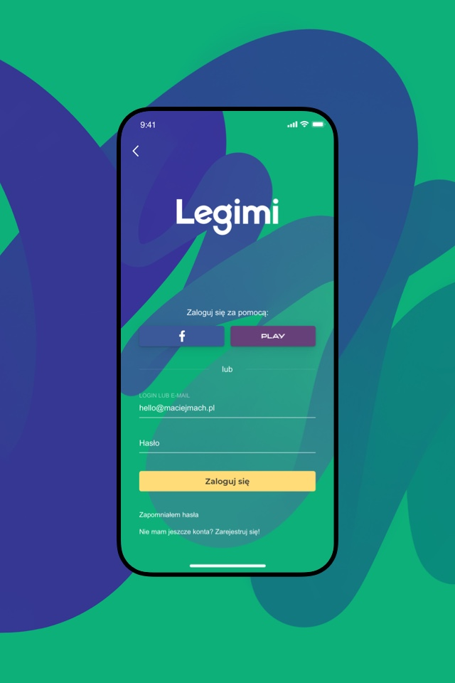 Legimi - Branding redesign by Uniforma Studio
