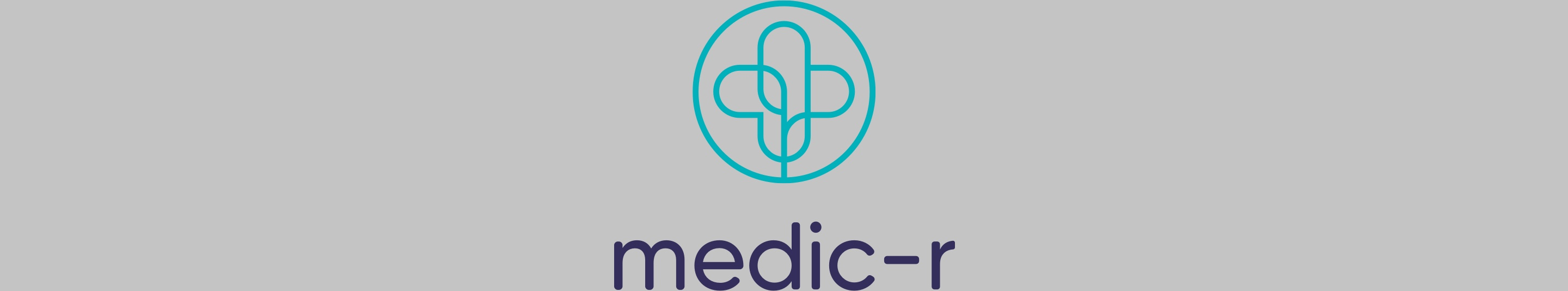Logo design - medic-r by Uniforma