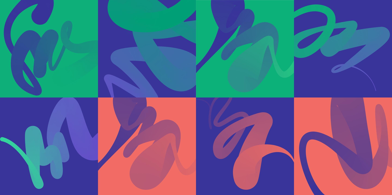 Pattern variations - Legimi by Uniforma