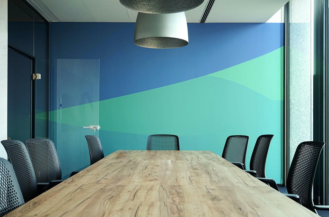 Conference room - Legimi by Uniforma
