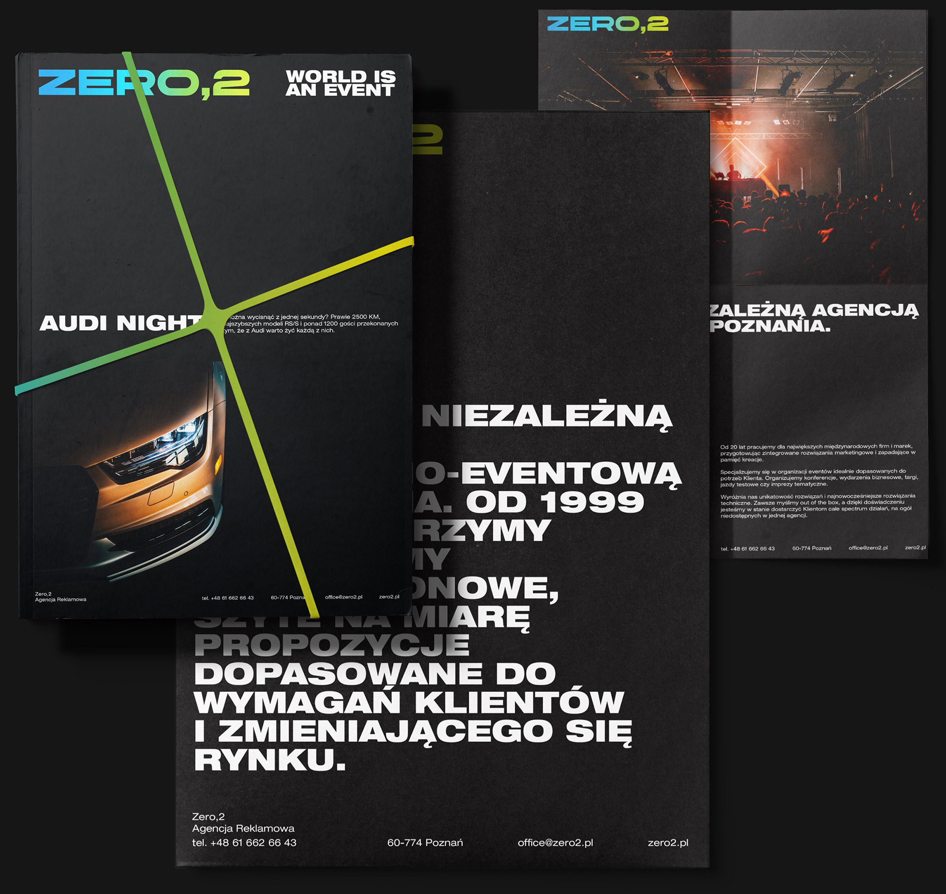 Catalog - Zero2 by Uniforma
