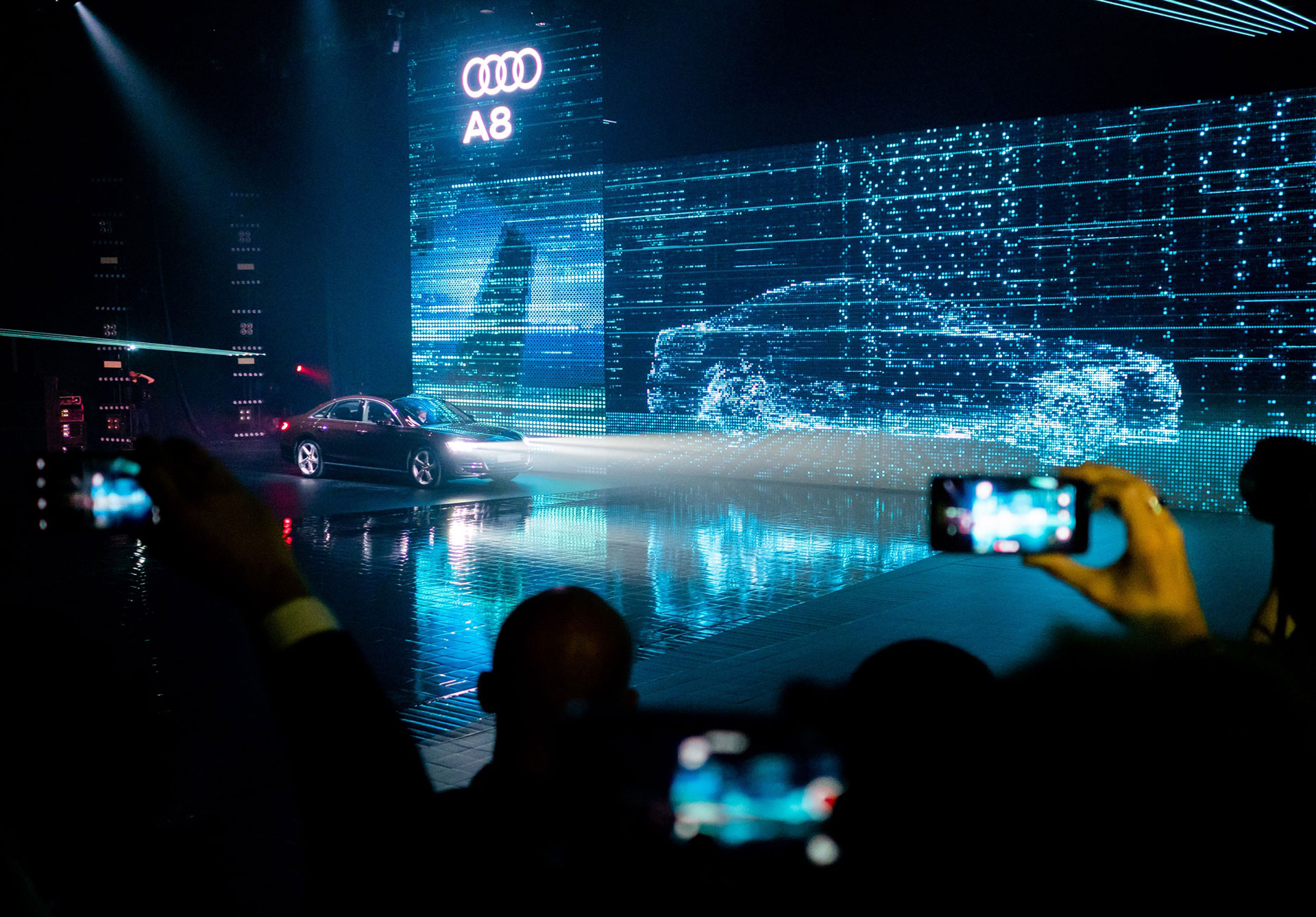 Audi event photo - Zero2 by Uniforma