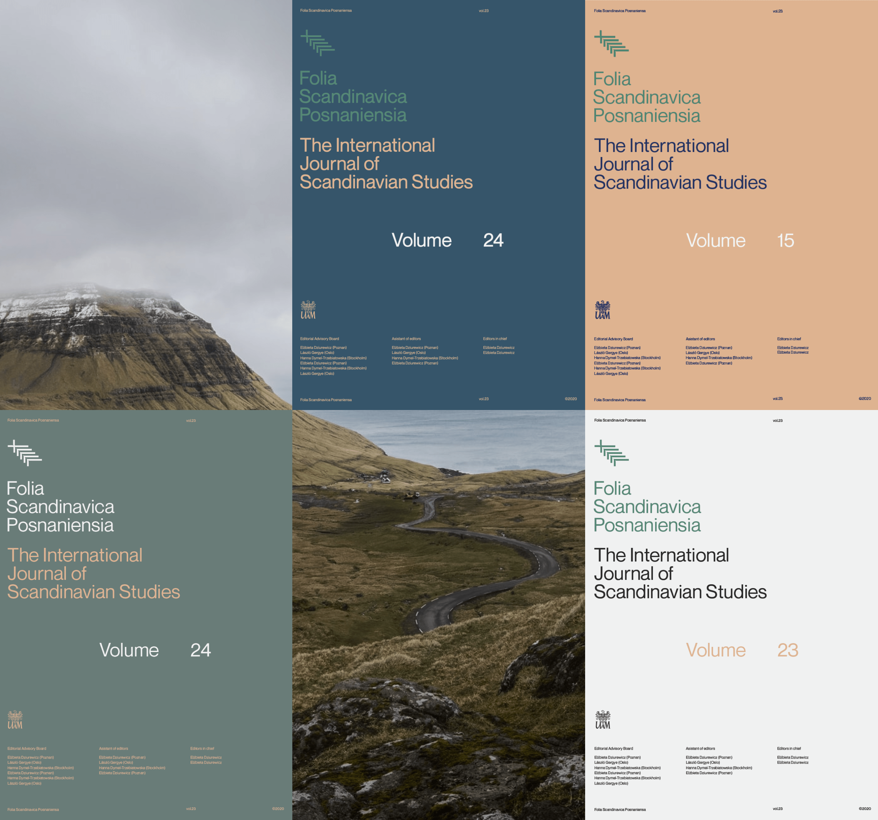 Publications - Folia Scandinavica Posnaniensia