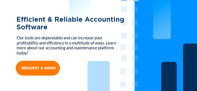 Accounting Call To Action - Request A Demo