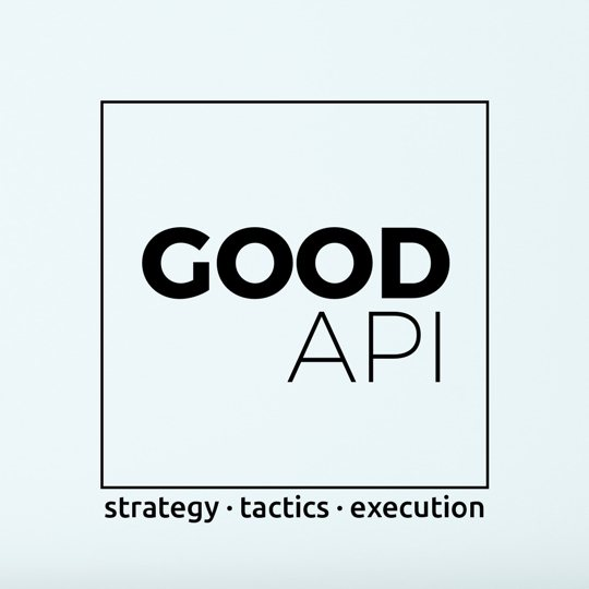 Onward Good API!