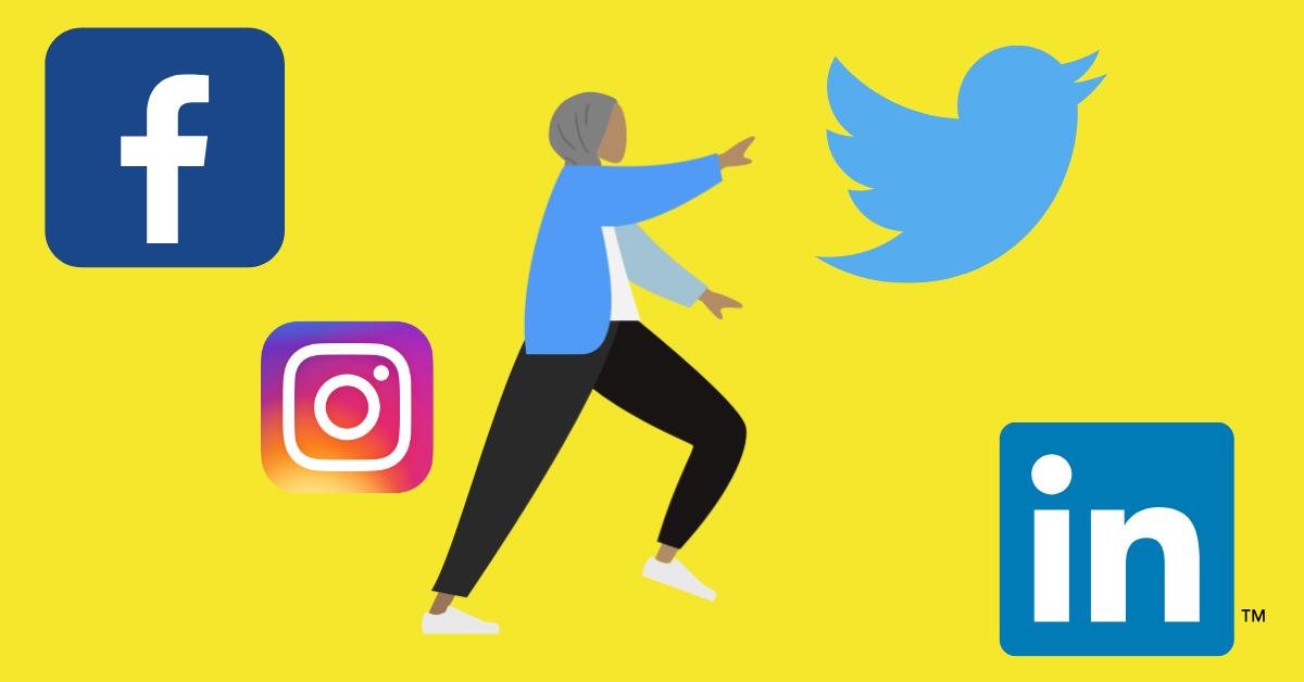 Target audience on social media