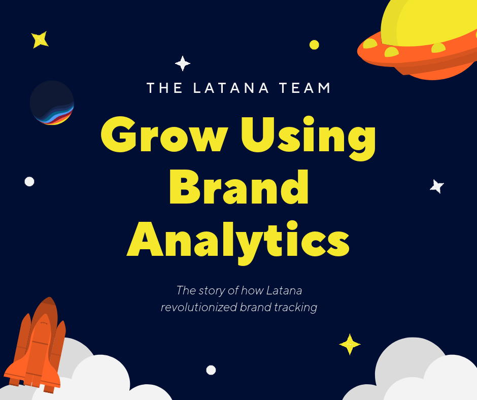 build a brand story using brand analytics