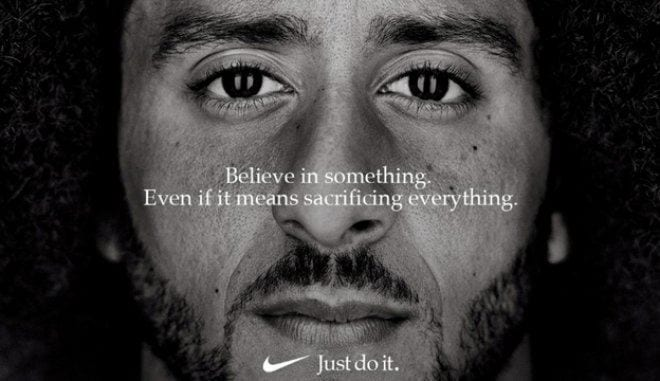 Nike and Collin Kaepernick collaboration