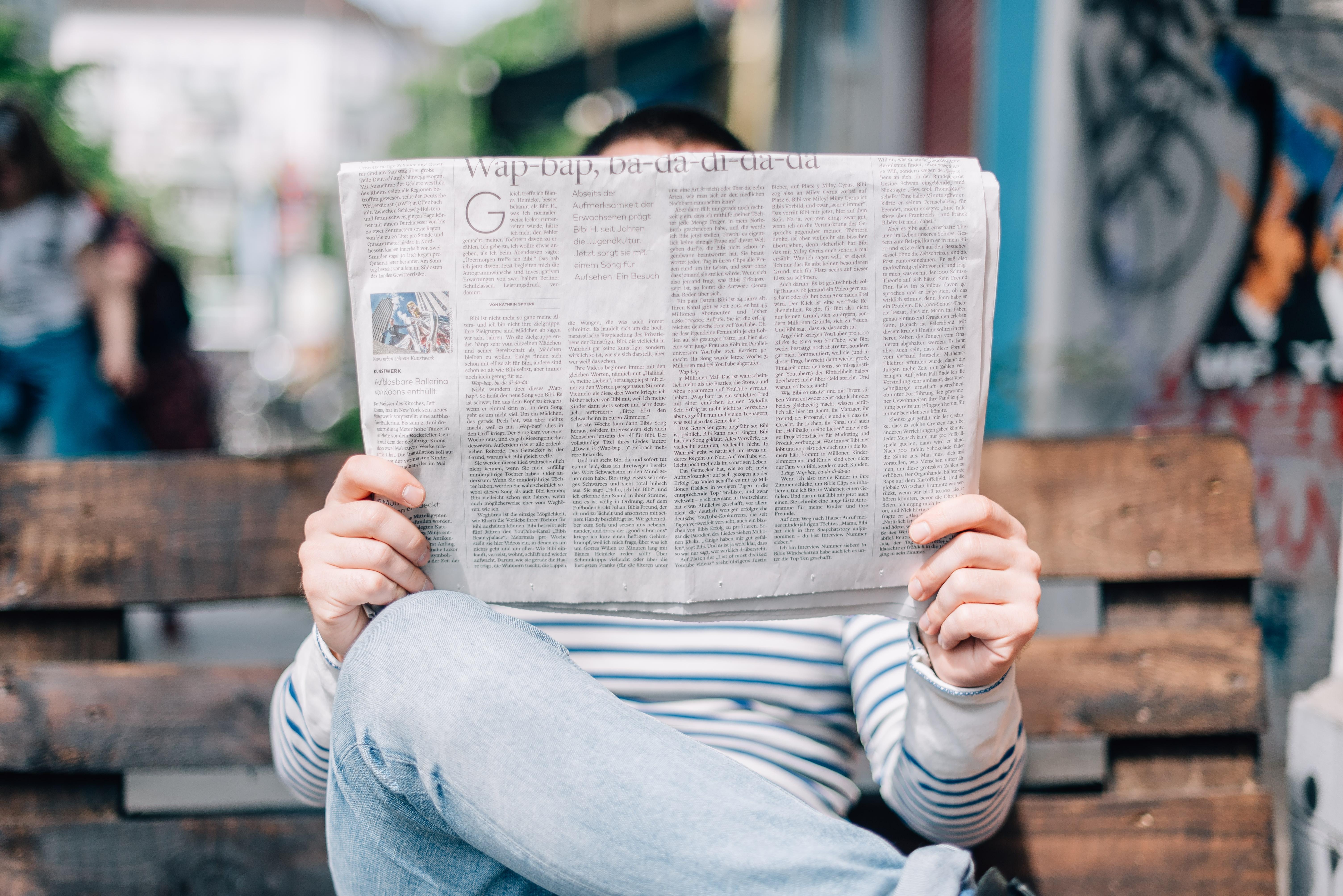 You should use print advertising alongside digital marketing
