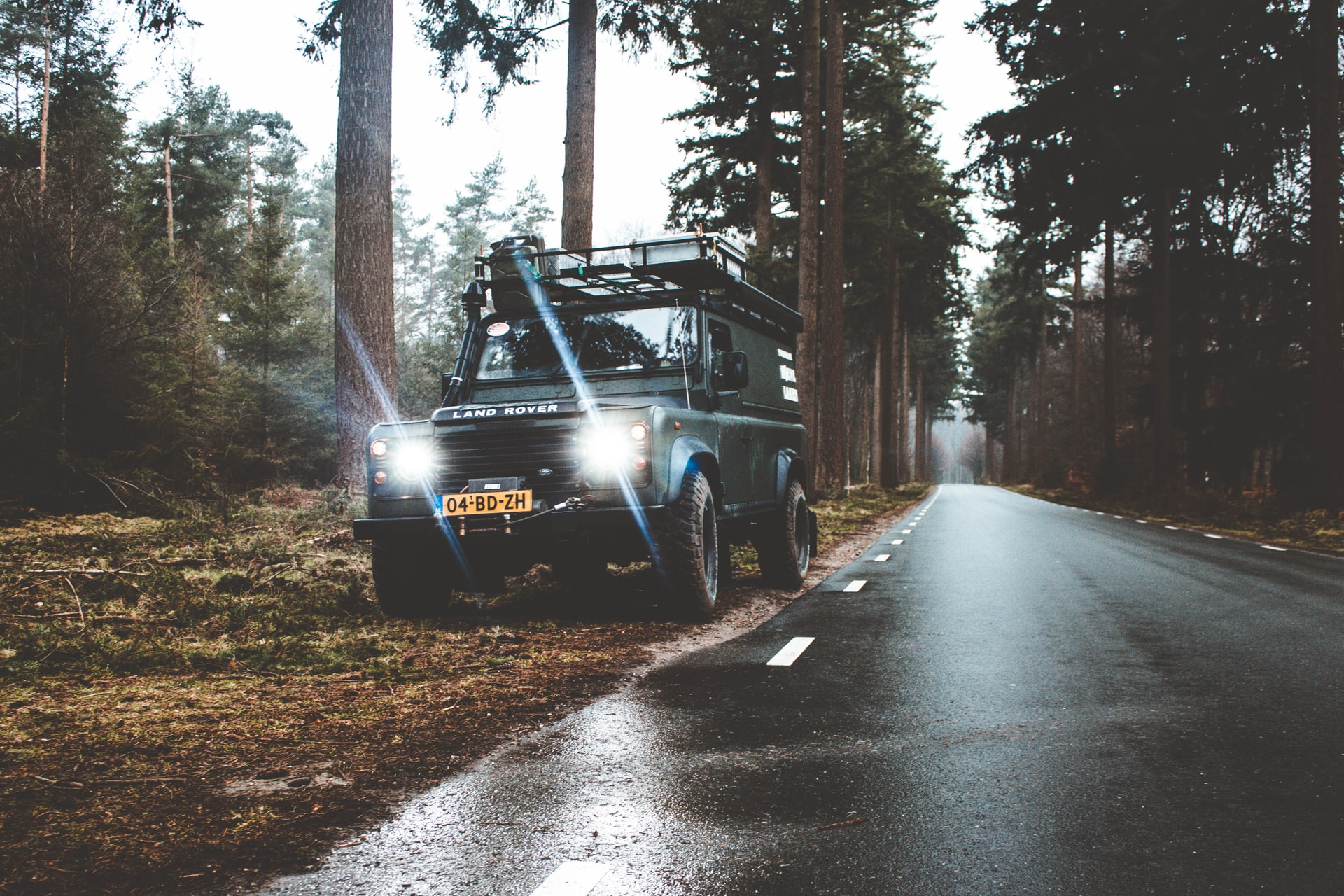 Land Rover sustainability