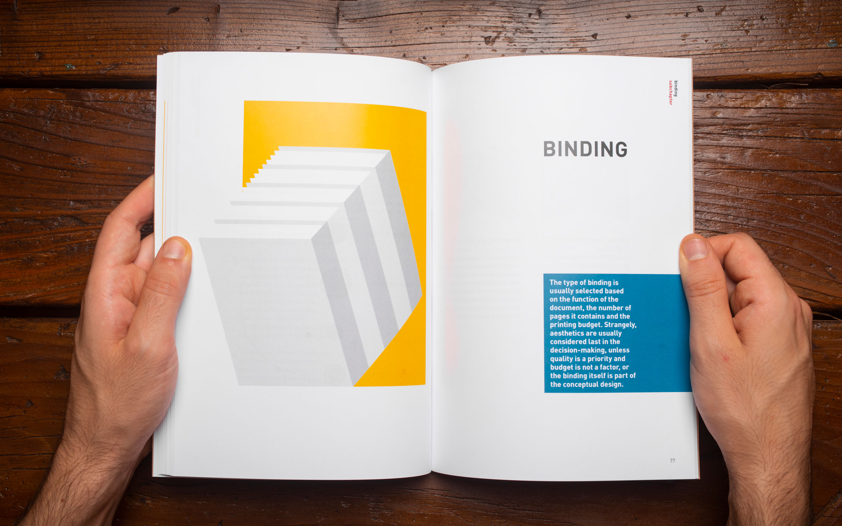 Divider page