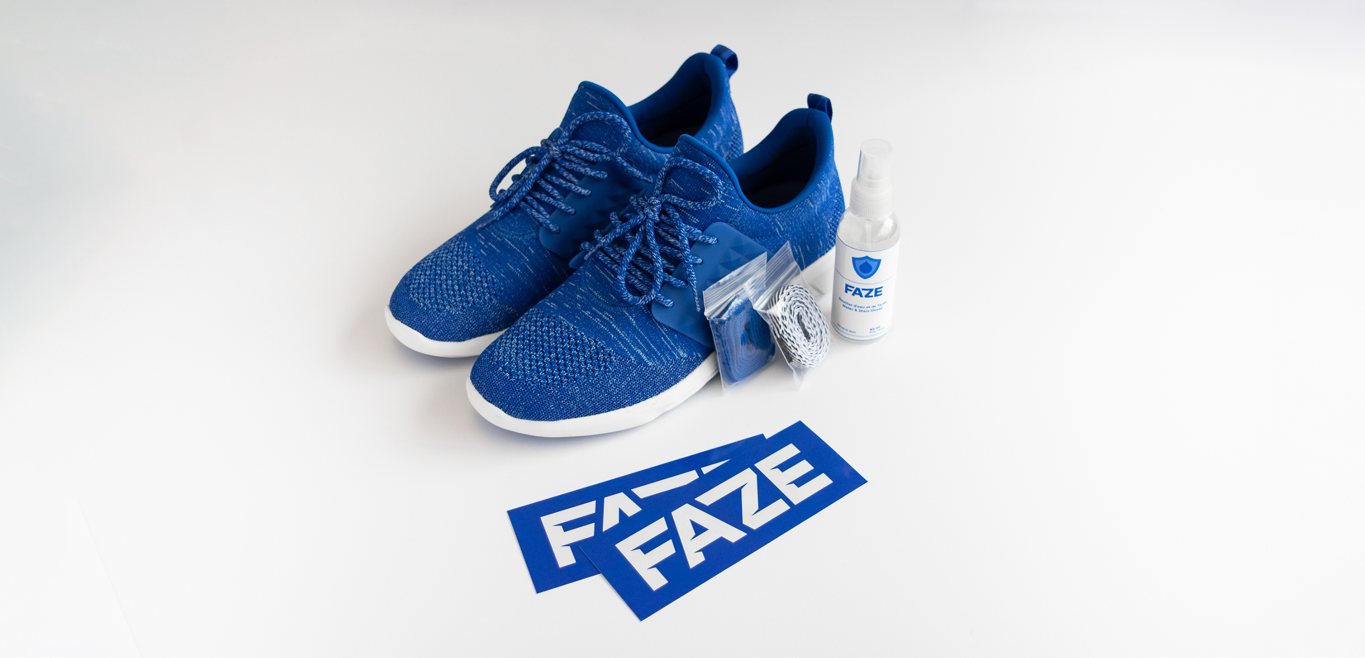 Faze Shoes and Ensemble