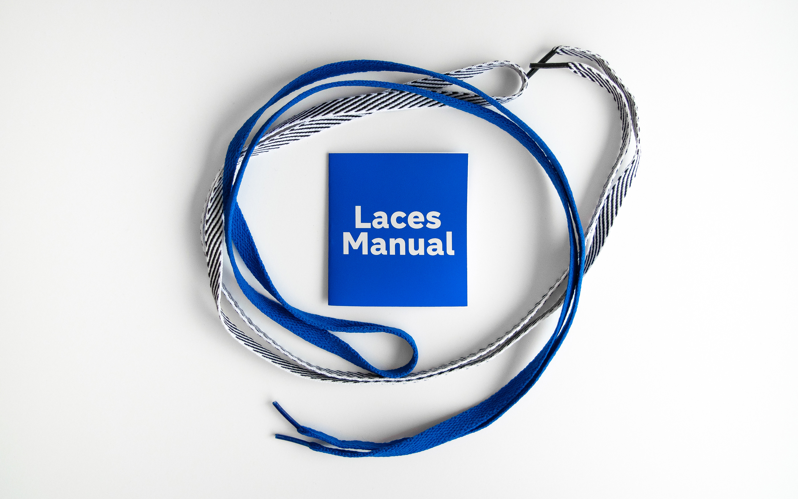 Laces and Manual