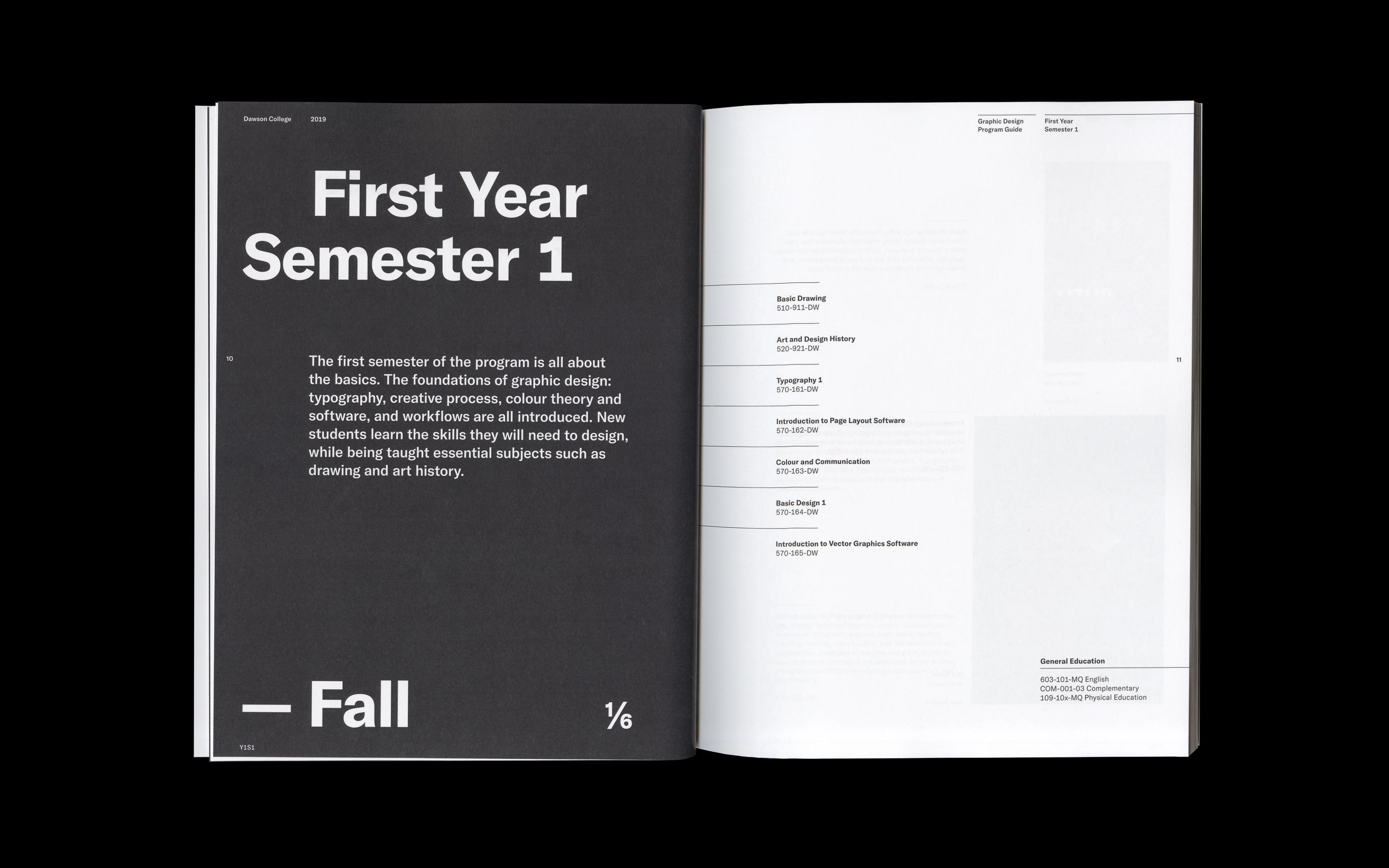 First Year Divider