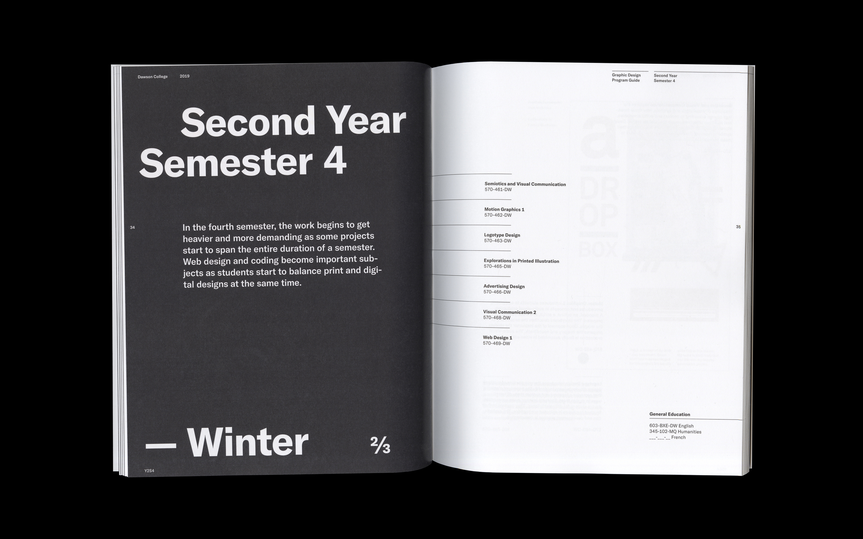 Second Year Semester 4 Divider