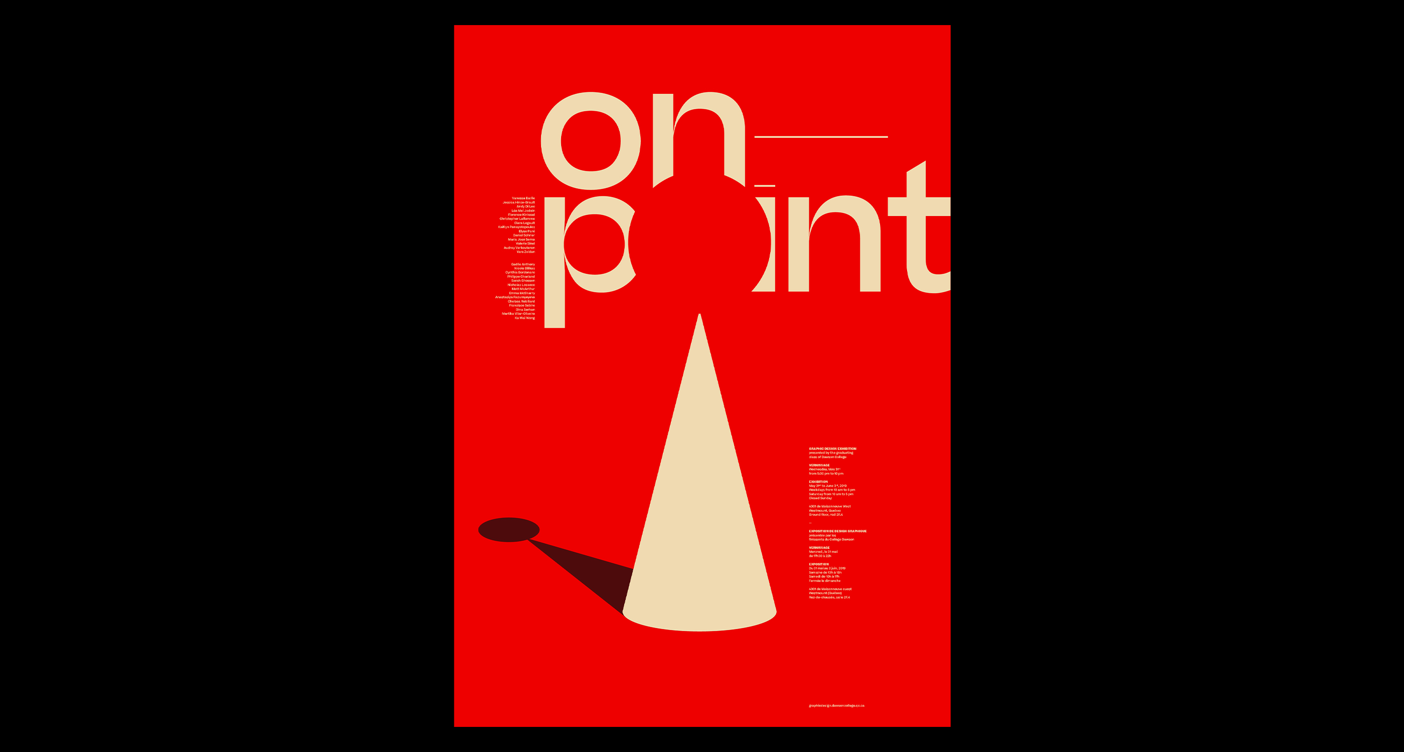 On Point Poster