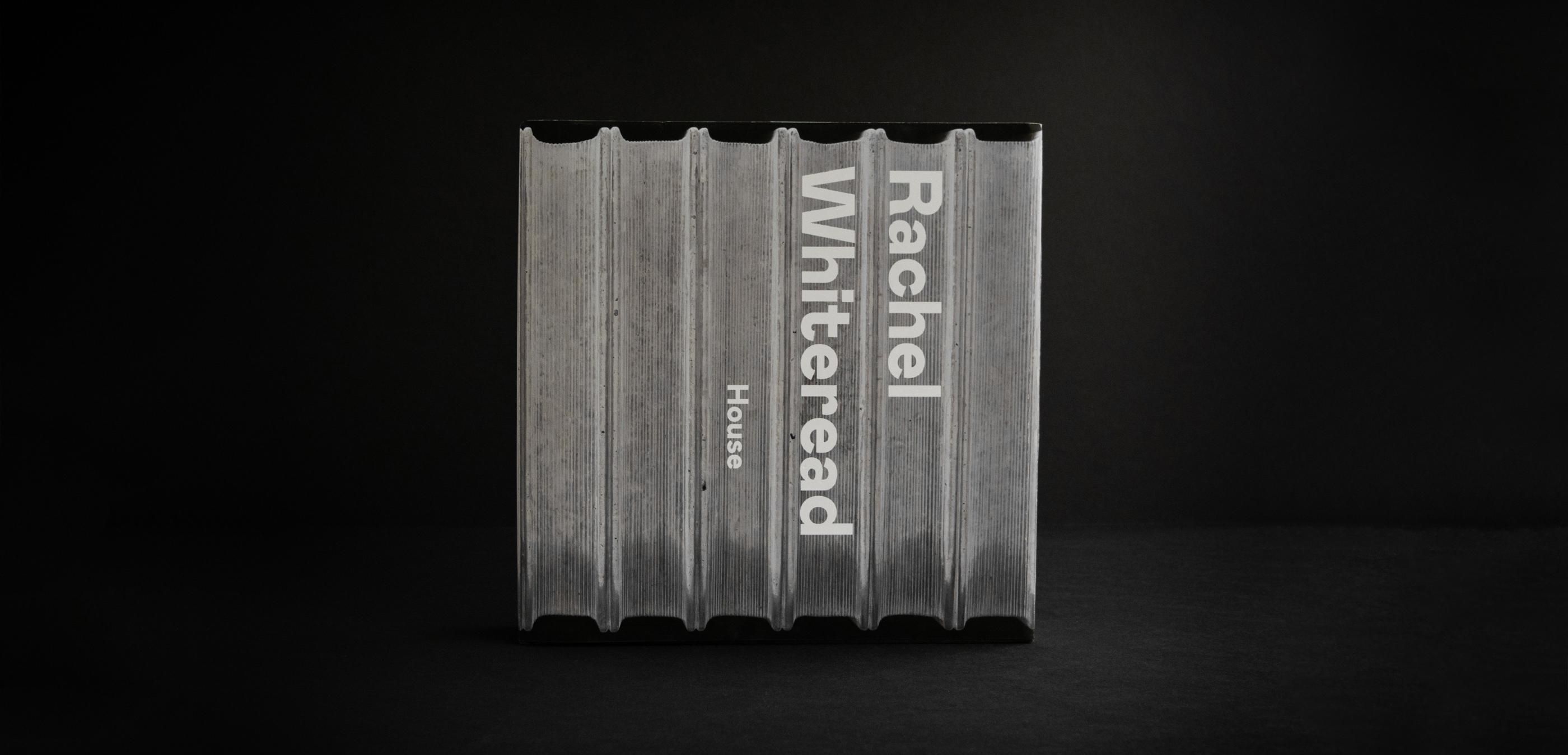 Rachel Whiteread Book Cover