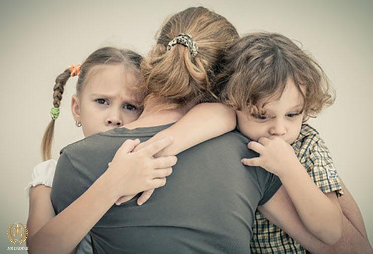 حضانت فرزند در طلاق توافقی